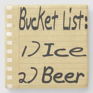 Bucket List Coaster