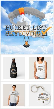 Bucket List: Skydiving