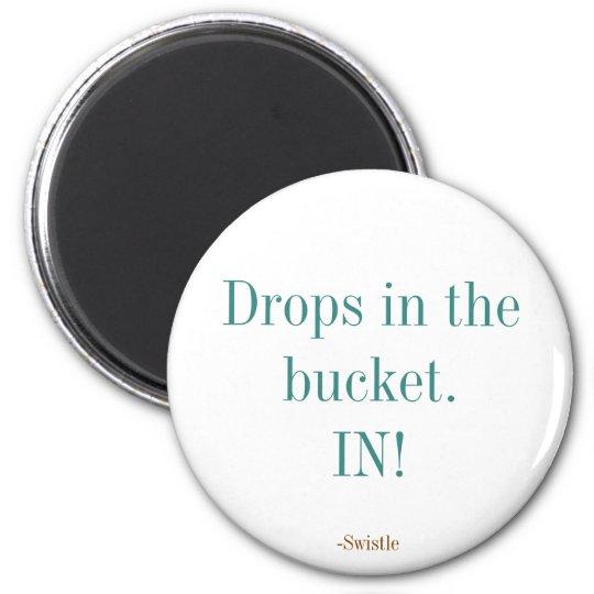 Bucket Magnet