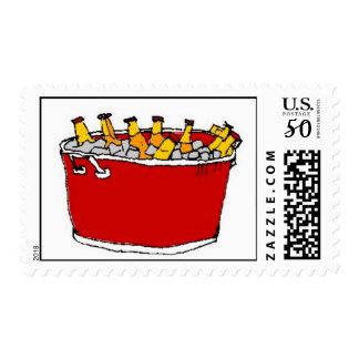 Bucket of beer postage