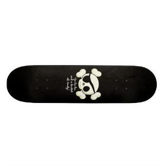 Bucket of Candy Pirate Skateboard Deck