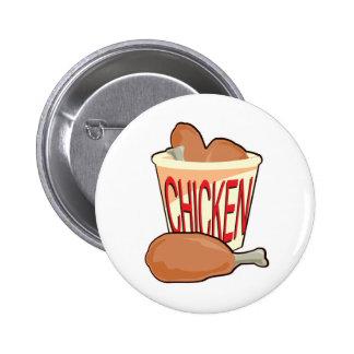 bucket of fried chicken button