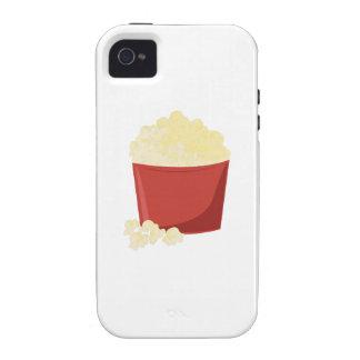 Bucket Of Popcorn Vibe iPhone 4 Cases