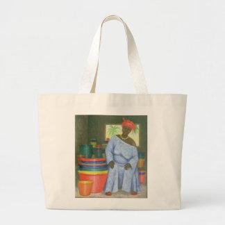 Bucket Shop 1999 Large Tote Bag