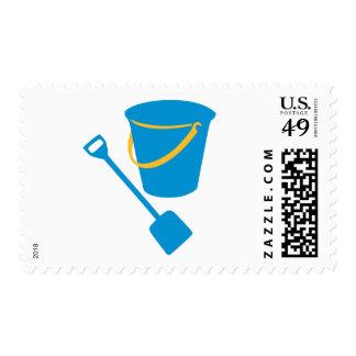 Bucket - Shovel Stamp