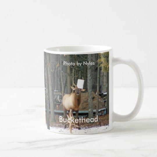 Buckethead Coffee Mug