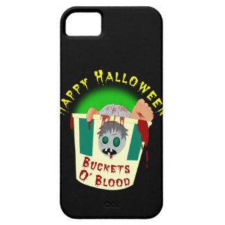 Buckets O'Blood Halloween ID iPhone 5 Case
