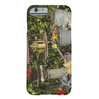 Buckets, shoes, and flowers, Zaanse Schans, Barely There iPhone 6 Case