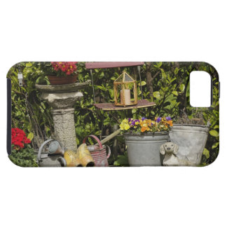 Buckets, shoes, and flowers, Zaanse Schans, iPhone 5 Cover