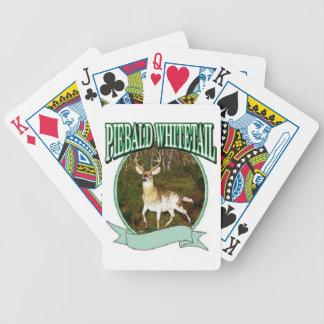 Buckeye Buck Bicycle Playing Cards