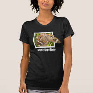 Buckeye Butterfly Cutout T-Shirt