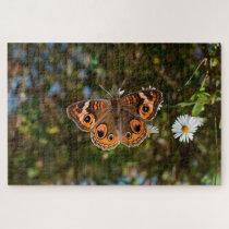 Buckeye Butterfly. Jigsaw Puzzle