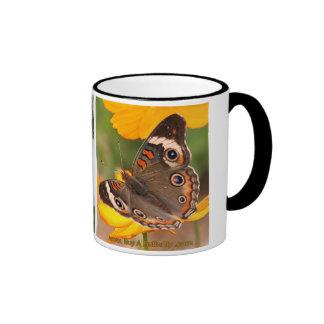 Buckeye Butterfly Lifecycle Coffee Mug