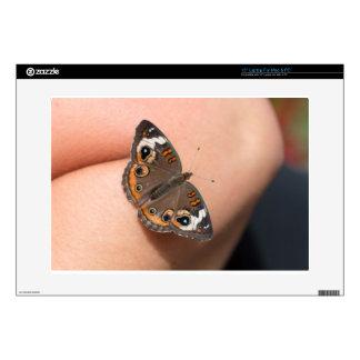 Buckeye Butterfly Skin For Laptop