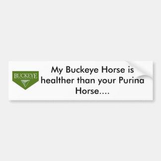 Buckeye Feed Bumper Sticker