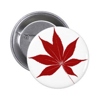 Buckeye Leaf Pin