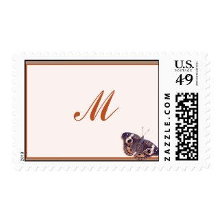 Buckeye Postage Stamp