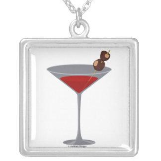 buckeyetini necklace