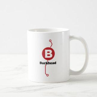 Buckhead stop coffee mug