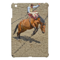 Bucking Bronco and Rodeo Cowboy #Gift Cover For The iPad Mini