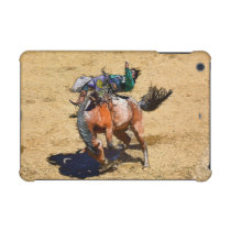 Bucking Bronco and Rodeo Cowboy #Gift iPad Mini Case