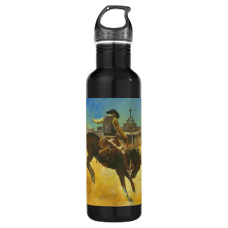 Bucking Bronco Liberty Bottle