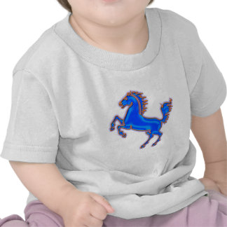 Bucking Bronco T-shirts