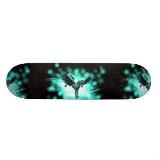 Bucking Pegasus Skate Board
