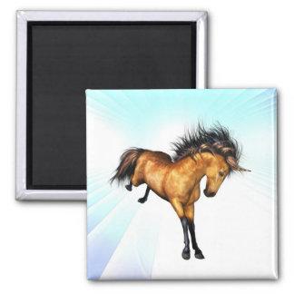 Bucking Unicorn Magnet