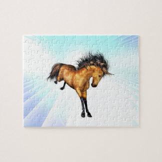 Bucking Unicorn Puzzle