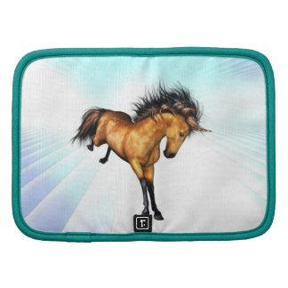 Bucking Unicorn Wallet Folio Planner