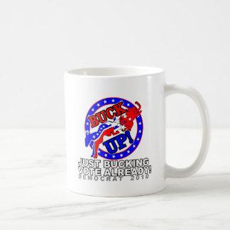 BUCKING_VOTE COFFEE MUG