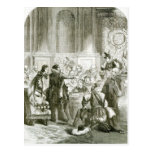 Buckingham ante el consejo tarjeta postal