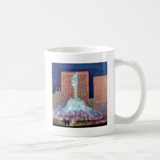 Buckingham at Night Classic White Coffee Mug