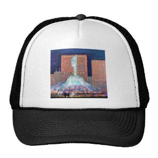 Buckingham at Night Trucker Hat