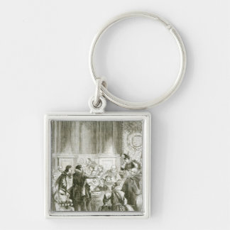 Buckingham before the Council Keychain