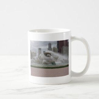Buckingham Chicago Classic White Coffee Mug