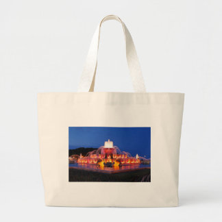 Buckingham Fountain 02.JPG Jumbo Tote Bag