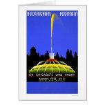 Buckingham Fountain 1939 WPA