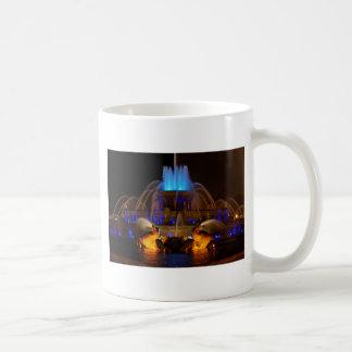 Buckingham Fountain - Blues Classic White Coffee Mug