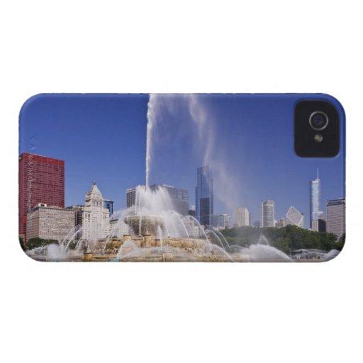 Buckingham Fountain Case-Mate iPhone 4 Case