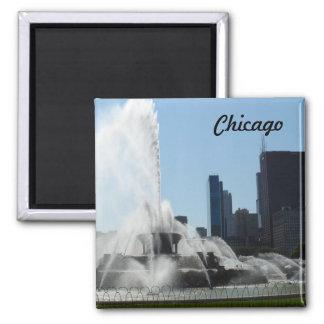 Buckingham Fountain - Chicago Magnet