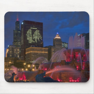 Buckingham Fountain, Chicago Mouse Pads
