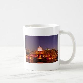 Buckingham Fountain Classic White Coffee Mug