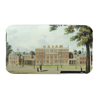 Buckingham House, from 'The History of the Royal R iPhone 3 Case