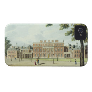 Buckingham House, from 'The History of the Royal R iPhone 4 Cover