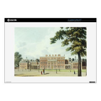 Buckingham House, from 'The History of the Royal R Laptop Skins