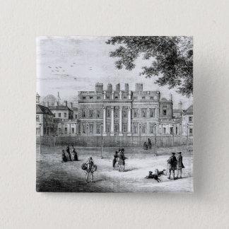 Buckingham House Pinback Button