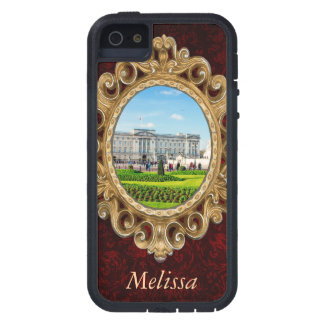 Buckingham Palace and Victoria Memorial Case For iPhone SE/5/5s