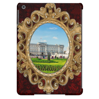 Buckingham Palace and Victoria Memorial Cover For iPad Air